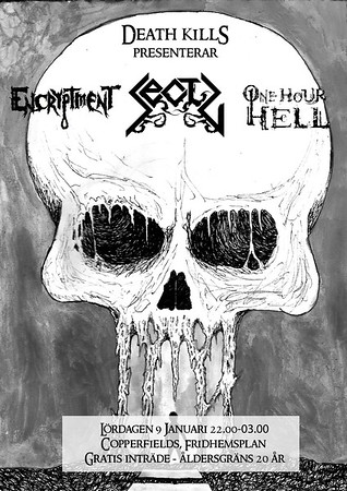 ONE HOUR HELL - Copperfields 9/1 2016