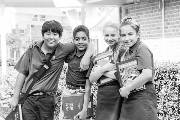 6th Graders @JCDS