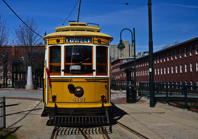 Ducks & Trolley Lowell 4-1-12