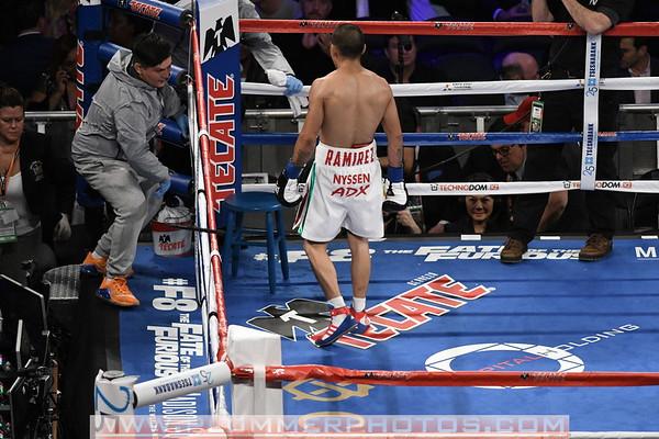 Carlos Cuadras vs David Carmona
