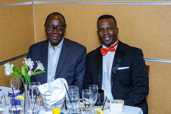 Mr Eniola Sanni @ 50