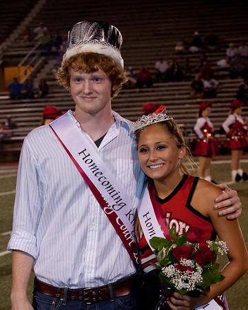 2011 Homecoming Court