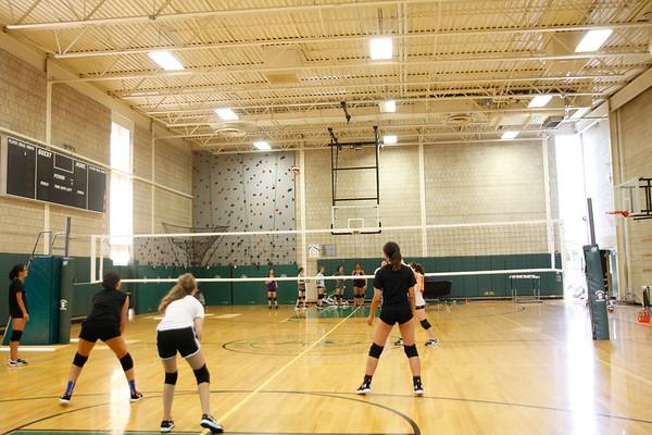 Volleyball Pre-Season