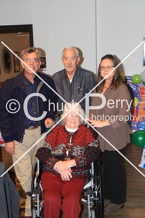 Susan Grooms 102d Birthday 11.10.2019