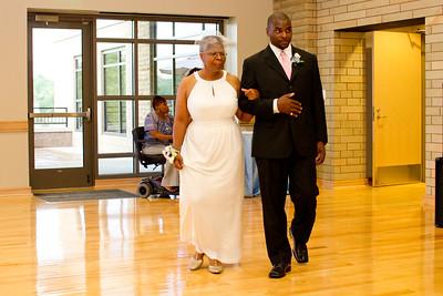 Dawn and Lloyd Wedding
