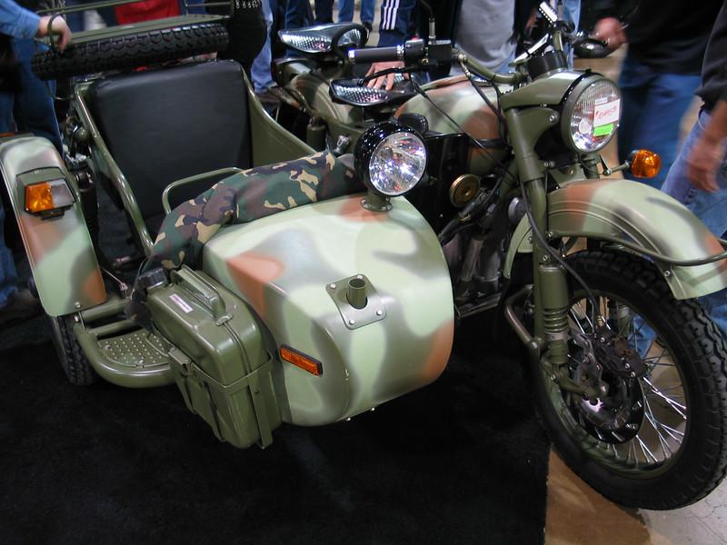 Ural Gear-Up