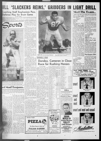 Daily Trojan, Vol. 45, No. 43, November 19, 1953