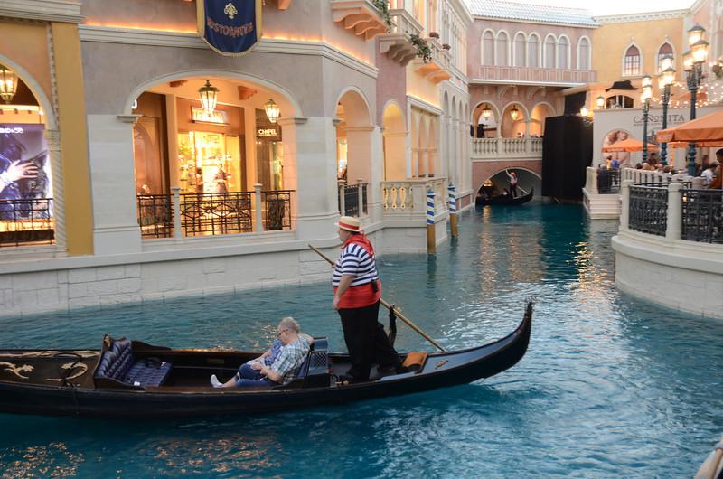 Venitian Hotel in Las Vegas