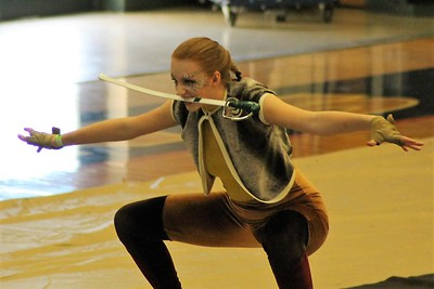2018-03-17 Winterguard Competition (Kim Holm)