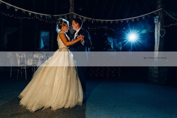 Bianca & Rob Wedding