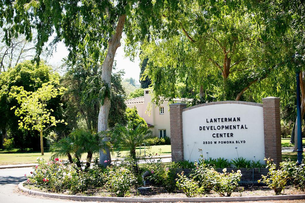 . Lanterman Developmental Center in Pomona on Friday, June 28, 2013. (SGVN/Staff photo by Watchara Phomicinda)