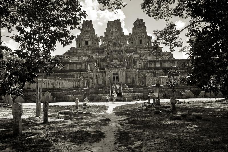 Ta Keo, Angkor Thom