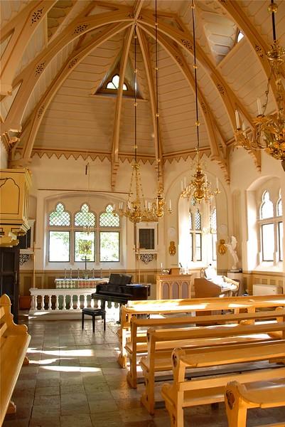 Österviks kapell, vid Varnumsviken