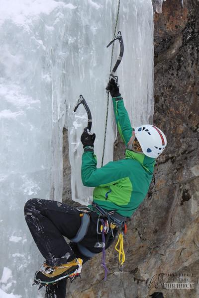 Iceclimbing Tyrol