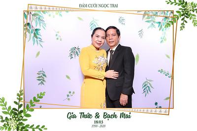Event - Gia Thuc & Bach Mai's 30th Anniversary