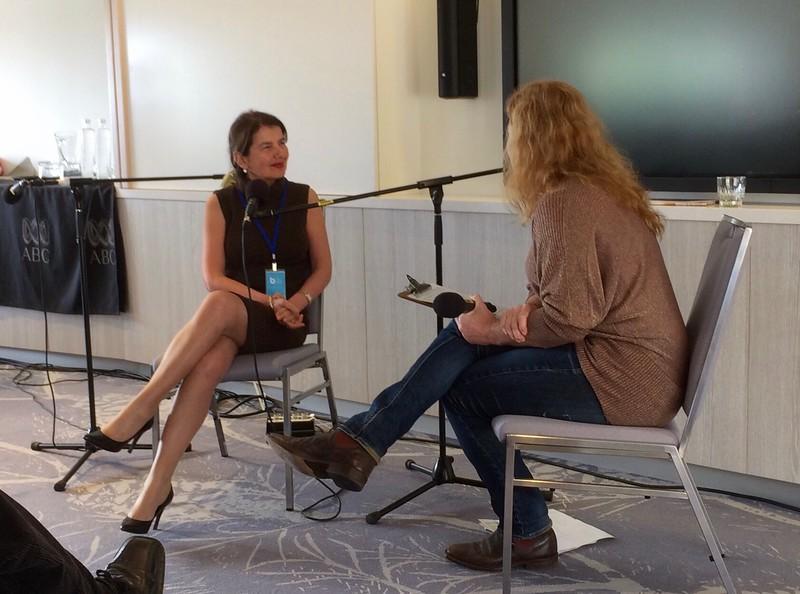 ABC North Coast radio interview with Joanne Shoebridge