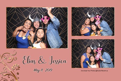 Elias and Jessica