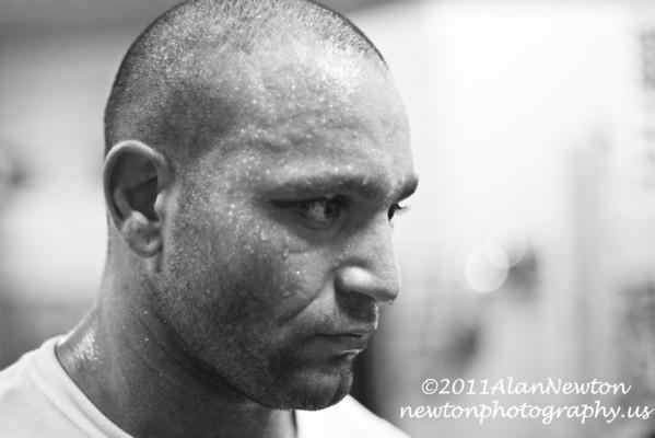 2011-11-15 Shaun Mirjavadi Workout