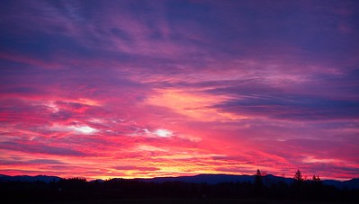 A mighty fine sunrise - 2021/01/11