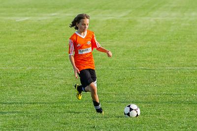 Grandkids Soccer Summer 2014