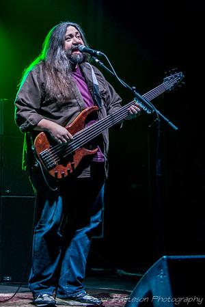 Widespread Panic ~ Mark C. Smith Concert Hall ~ Huntsville, AL ~ 2-16-16