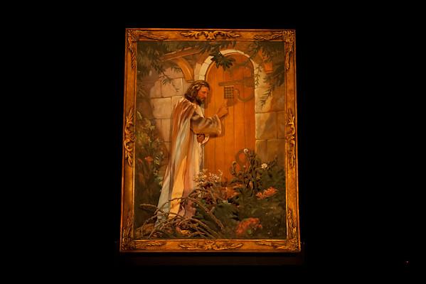 Christ at Heart's Door