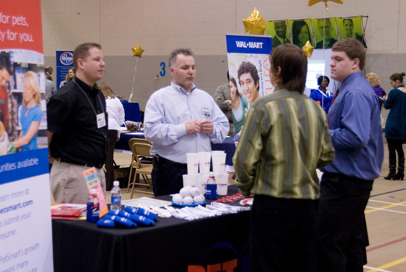 2009CareerFair001.JPG
