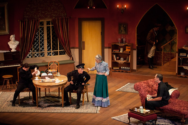 Arsenic and Old Lace  (Spring 2012)