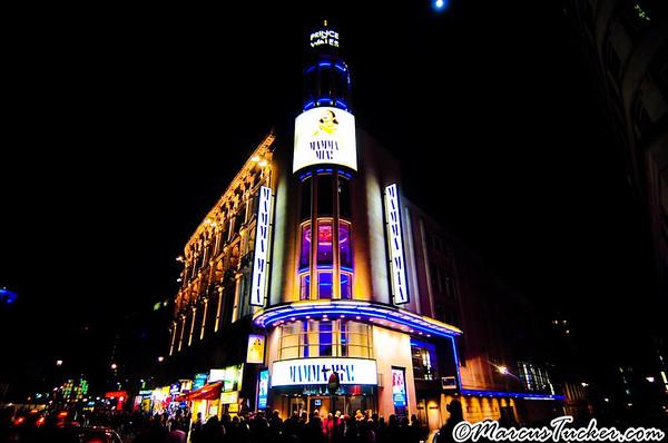 January 2009 - London by Night