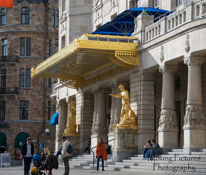 Stockholm - National Theater