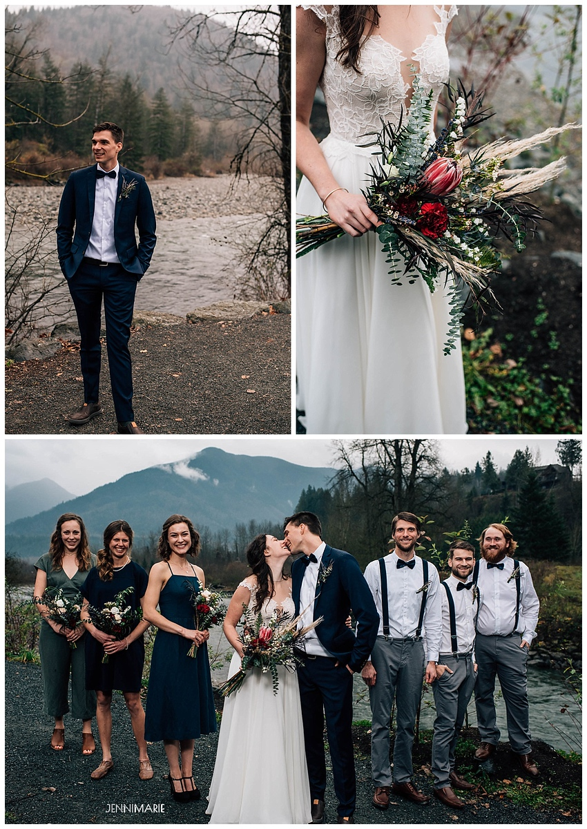 Chilliwack wedding portraits