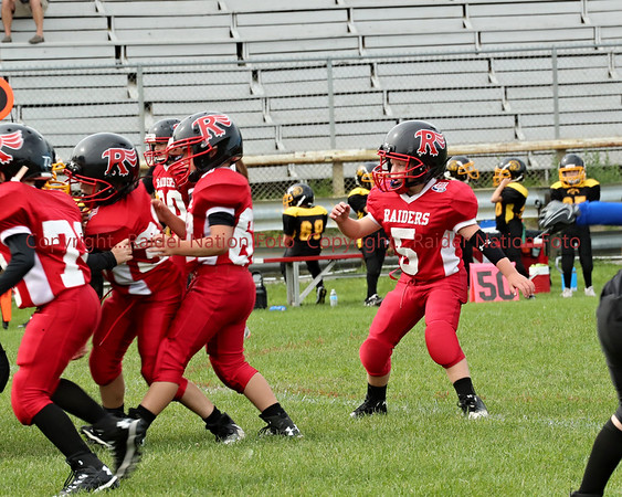 19 Pop Warner Mitey Mites
