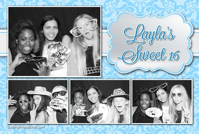 Layla's Sweet 16