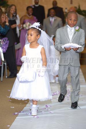Brown-Griffin Wedding 3-17-12