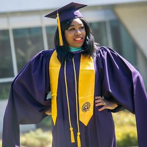 Krystal Graduation Shoot