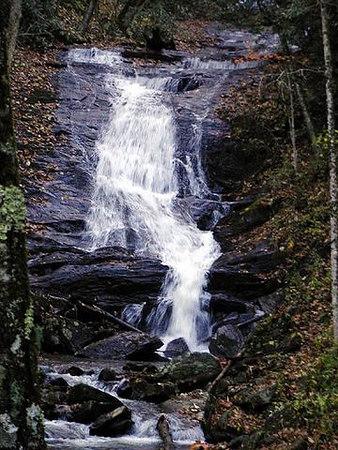 Moses Creek Falls NC