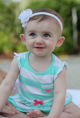 2014-07-19 Brielle 6 Month