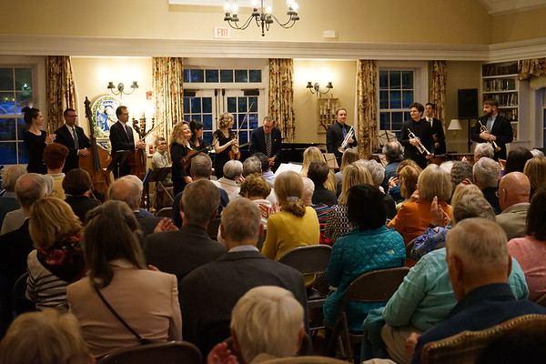 Bedford Chamber Concerts 2019