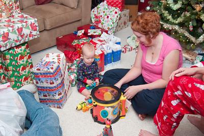 Dylan - Christmas 2009