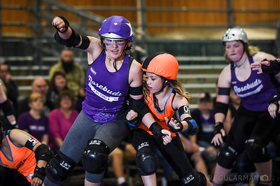 2018-05-06 Rosebuds v California Mayhem