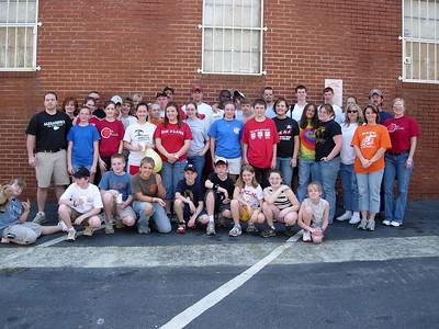 Westwood Baptist Church, Anniston, AL