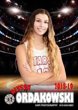 2018-19 ABHS GIRLS BASKETBALL