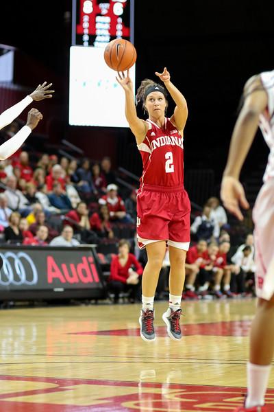 Indiana at Rutgers