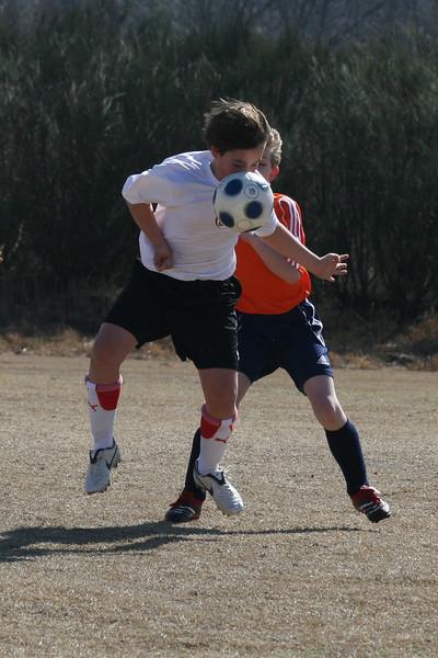 U-11 Spring Season 2008/ Tanner's Team