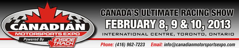 2013 Canadian Motorsport Expo