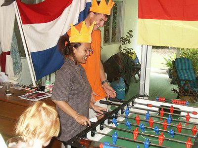 2003 Brunei Table Soccer