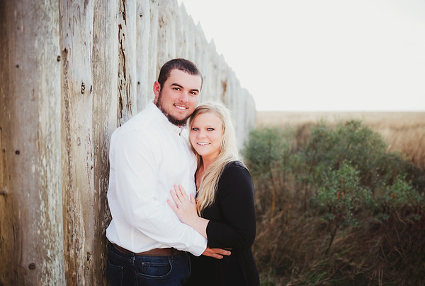 Jessica and Craven {Engaged}