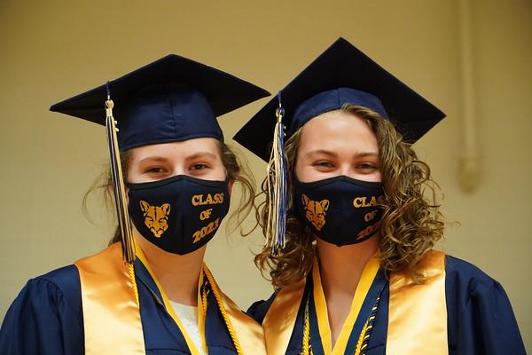 New Prairie High School Graduation 2021
