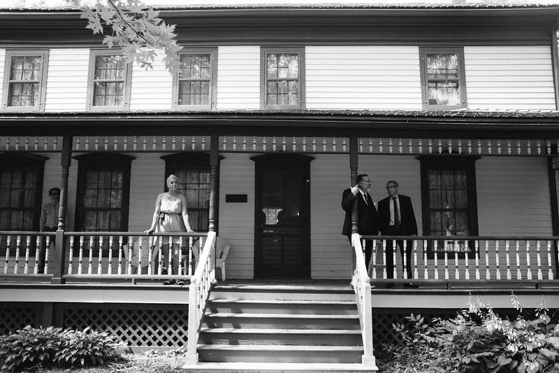 Midway Village wedding photography, Rockford, IL.  Photography by Rockford wedding photographer Brian Milo.