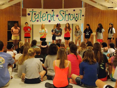 Camp Trinity Summer 2014